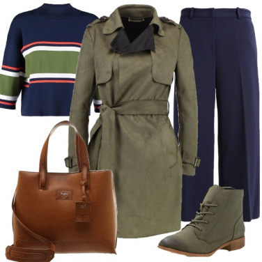 Outfit Lezione all\'università