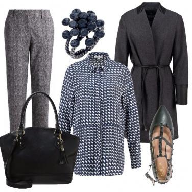 Outfit Giornata di lavoro in negozio