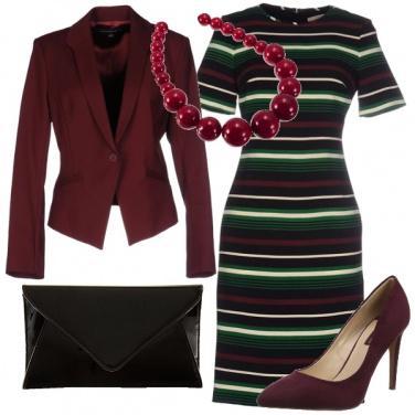 Outfit Tanti abbinamenti col tubino trendy