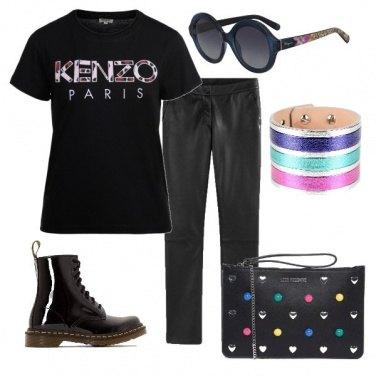 Outfit TSK Uscita informale