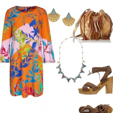 Outfit Etnico #3146