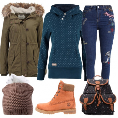 Outfit In montagna o in citta\'