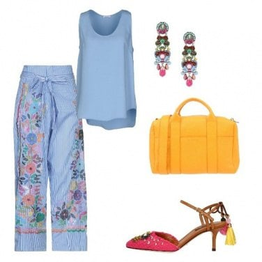 Outfit Etnico #3149