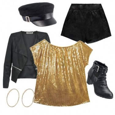 Outfit Urban #6043