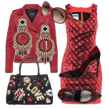 Outfit Scottish folk