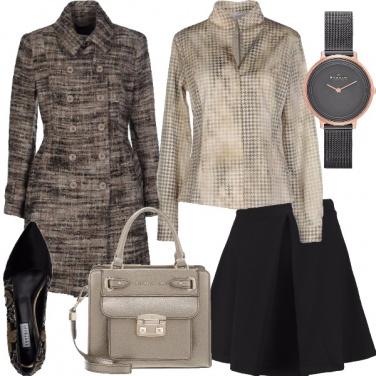 Outfit Elegante anche a lavoro