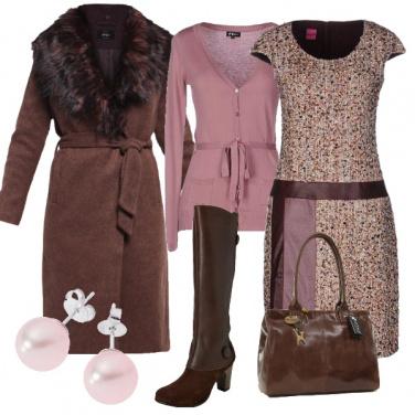 Outfit Cioccolato dolce