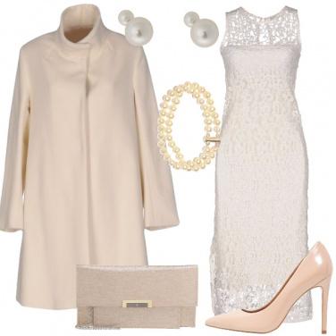 Outfit Metti una sera in bianco