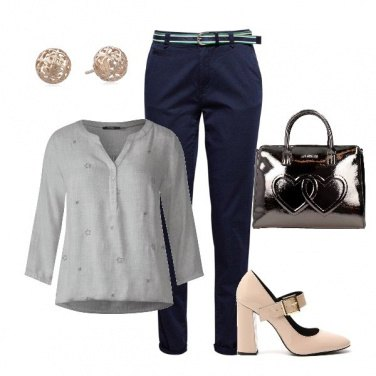 Outfit Totale look trendy