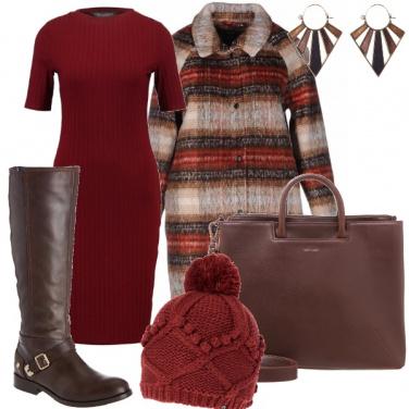 Outfit Tubino in versione comoda