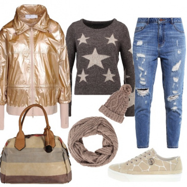 Outfit Stelle di jeans