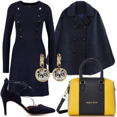Outfit Ravviviamo il blu
