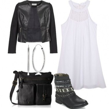 Outfit Rock #2658