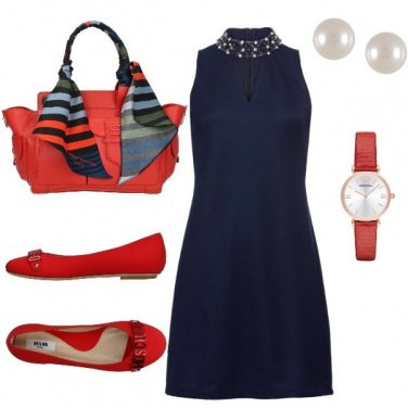 Outfit Aperitivo yacht club