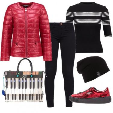 Outfit Passeggiata musicale