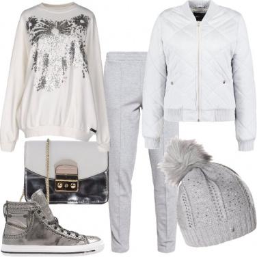Outfit Pensando ai ghiacciai
