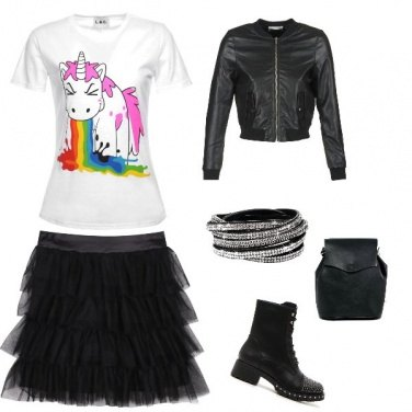 Outfit Let\'s rock!