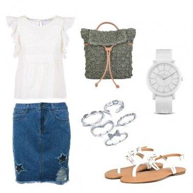 Outfit Walking walking walking...