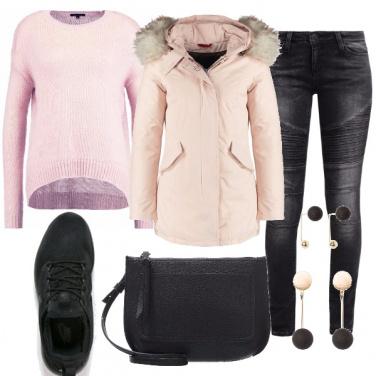 Outfit I toni del rosa
