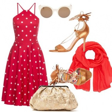 Outfit Rosso!