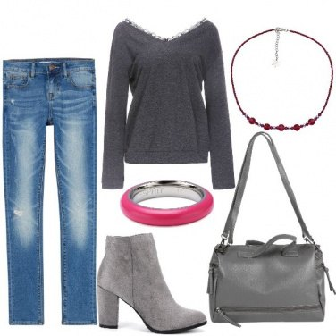 Outfit #Grey