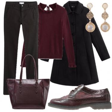 Outfit Comodo autunno
