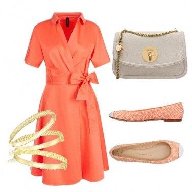Outfit Per un giro in cadillac