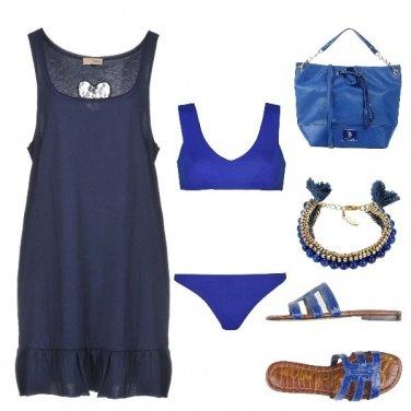 Outfit Ferragosto mare