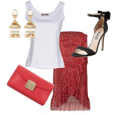 Outfit Sexy #2639