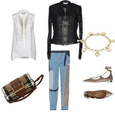 Outfit Ricercata e casual