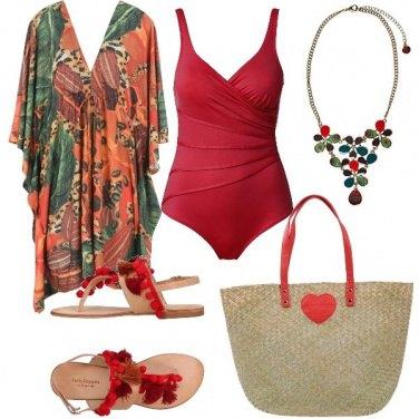 Outfit I love ferragosto!
