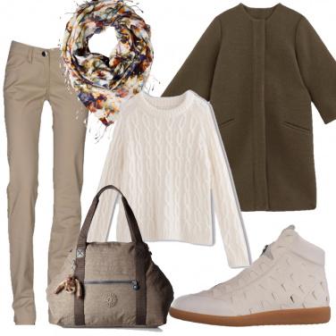 Outfit Colori chiari per contrastare l\'autunno