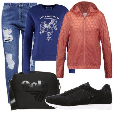 Outfit Sportiva in città