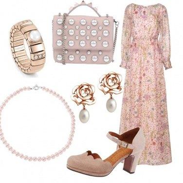 Outfit Romantico boho