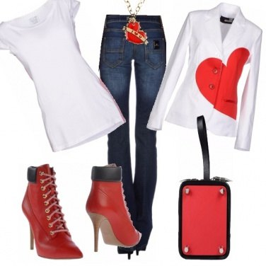 Outfit With love!
