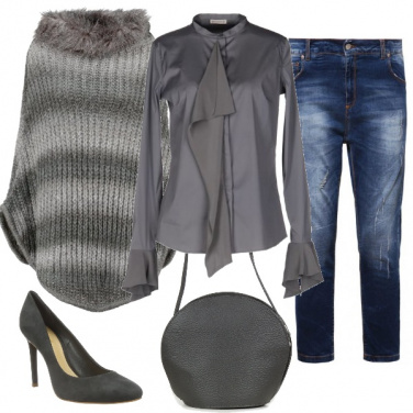 Outfit Camicetta snob
