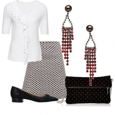 Outfit Bon Ton #9876