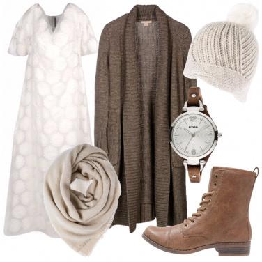 Outfit Maxi e mini