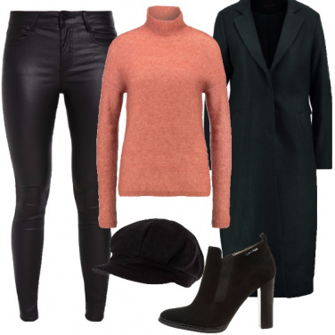 Outfit Cappotto lungo