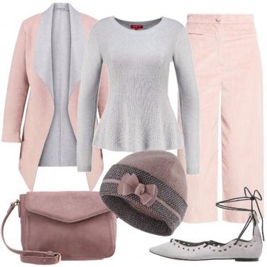 Outfit Raffinate nuance femminili