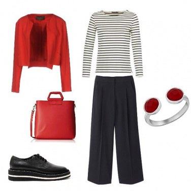 Outfit Settembre a colori