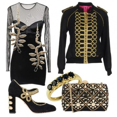 Outfit Prussian party