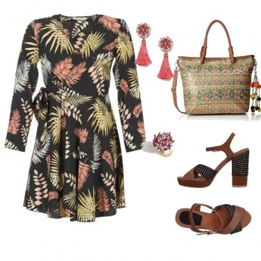 Outfit Etnico #3192