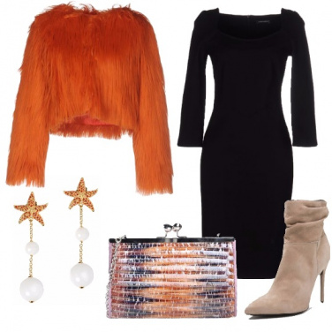 Outfit I colori di halloween