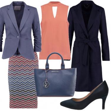 Outfit Un pizzico di originalità in ufficio