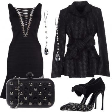 Outfit Lacci e borchie