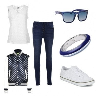 Outfit Back to school