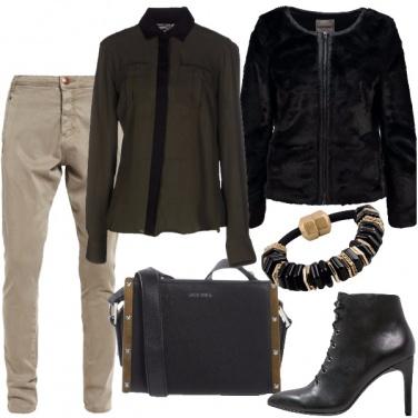 Outfit Tonalità scure