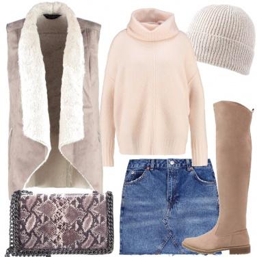 Outfit La mini d\'inverno