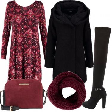 Outfit Stivale alto